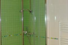 Kinderbadezimmer Struker grün